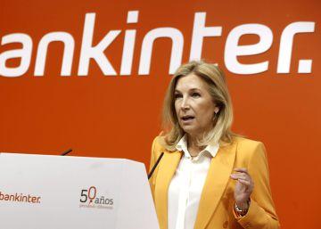 Bankinter gana un 10% más hasta marzo tras reducir provisiones