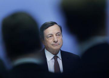 Draghi carga con dureza contra las presiones del Gobierno alemán al BCE
