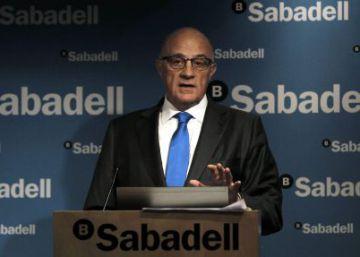 Sabadell gana un 44,3% más el primer trimestre impulsado por TSB
