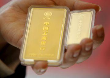 China lanza una ofensiva para fijar el precio del oro