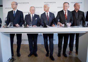 El escándalo le cuesta a Volkswagen las mayores pérdidas de su historia