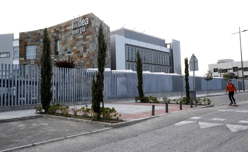 Sede del Instituto Imdea Energia