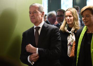 Alemania absuelve al copresidente de Deutsche Bank por el 'caso Kirch'