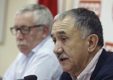 """Álvarez: """"La concertación ha dañado a los sindicatos en los últimos años"""""""