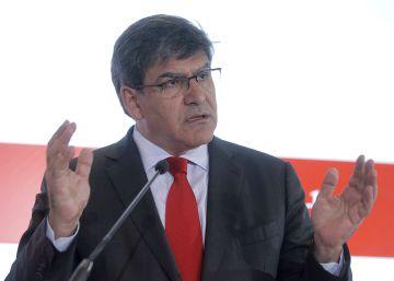 El Santander gana 1.633 millones hasta marzo, un 5% menos