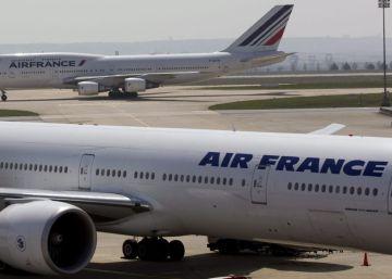 Cancelados el 20% de los vuelos con Francia por la huelga de controladores