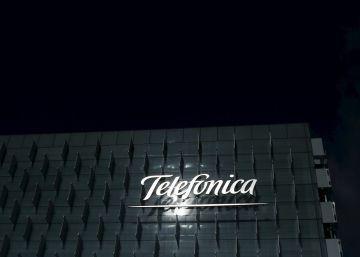 Telefónica gana un 57% menos pero mantiene su dividendo