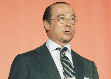 El presidente de IAG e Iberia, Antonio Vázquez.