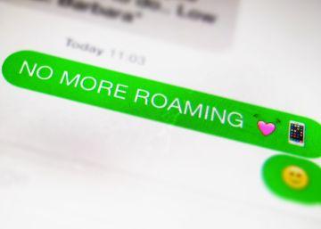 Ya es más barato llamar desde el extranjero: el 'roaming' baja hoy un 75%