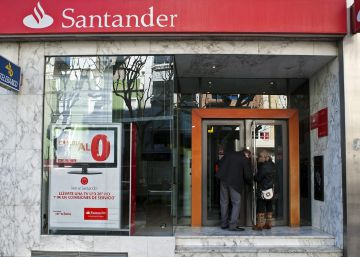 Banco Santander pacta reducir su plantilla en 1.380 empleos