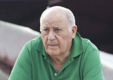Amancio Ortega se embolsa hoy 554 millones en dividendos de Inditex