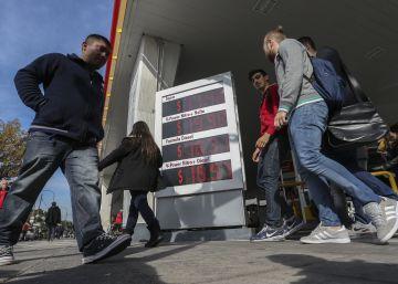 Argentina mide su peor inflación en 14 años