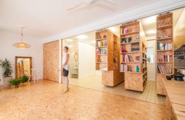 Casa All I Own House en Madrid, un proyecto de PKMN.