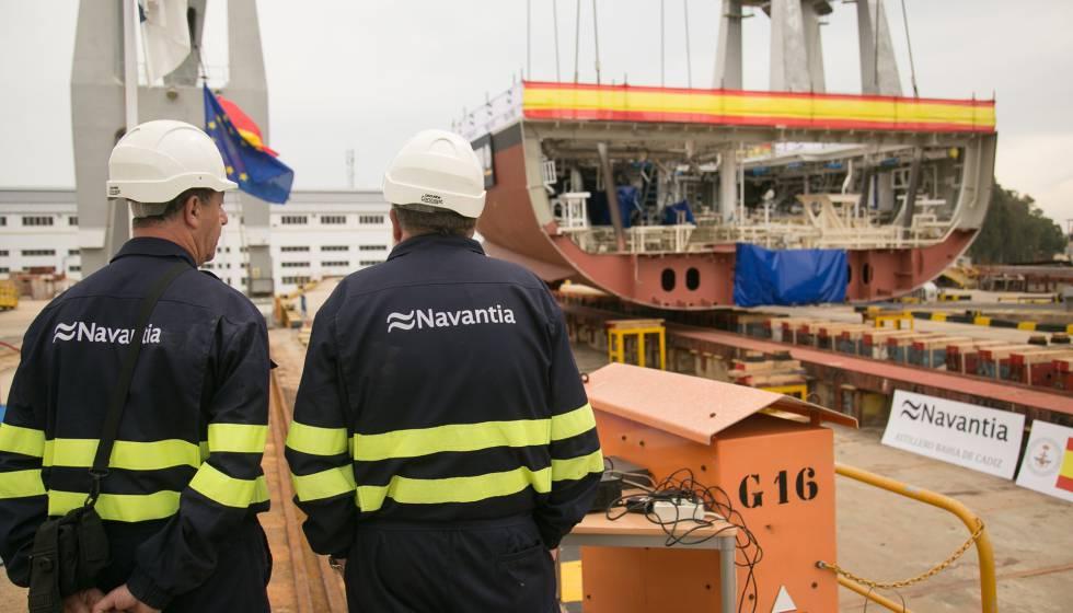 Navantia se adjudica el mayor contrato de la d cada - Temperatura actual ferrol ...