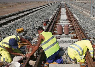 Arabia Saudí da oxígeno al consorcio del AVE con 14 meses de prórroga