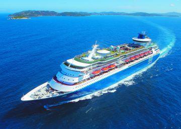Springwater compra el 51% de Pullmantur a Royal Caribbean
