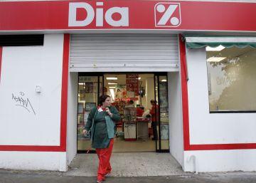 Los supermercados Dia reducen sus ventas el 5% el primer trimestre