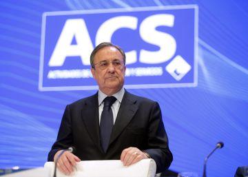 Los beneficios de ACS crecen un 6% gracias al impulso de su filial Hochief