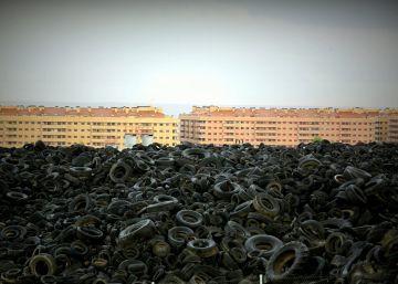 Reutilización o reciclaje de neumáticos, la alternativa legal al vertedero