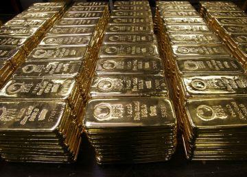 China y Rusia incrementan sus reservas de oro en plena escalada del metal