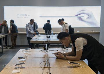Xiaomi lanza su cadena de tiendas que copian el estilo de las Apple Store