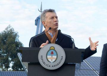 Macri augura una inversión de 2.000 millones de dólares en energía renovable