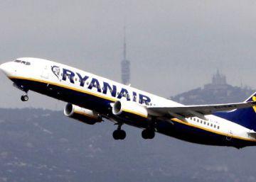 Ryanair obligará a reservar asiento a los padres que viajen con sus hijos