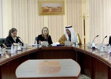 El consejero delegado del consorcio del AVE a La Meca renuncia a su cargo