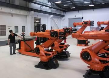 Tu próximo compañero de trabajo puede que sea un robot