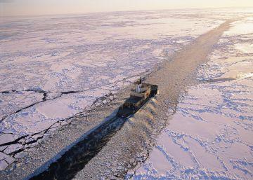 Los grandes cruceros toman el Ártico