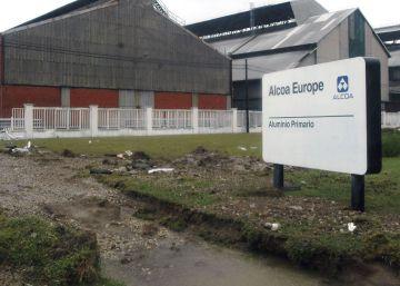 La multinacional Alcoa tantea la venta de sus plantas españolas