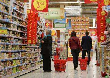 Alcampo elevó sus ventas en España en 2015 tras seis años de caídas