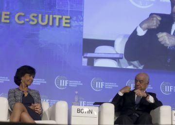 """González (BBVA): """"Los tipos negativos están matando a los bancos"""""""