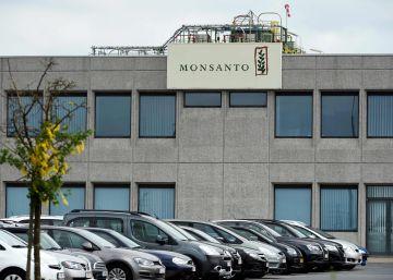 Sede de Monsanto en Amberes (Bélgica)