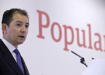 El Popular lanza una ampliación de capital de 2.500 millones de euros