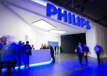 Philips saca a Bolsa el 25% de su división de iluminación