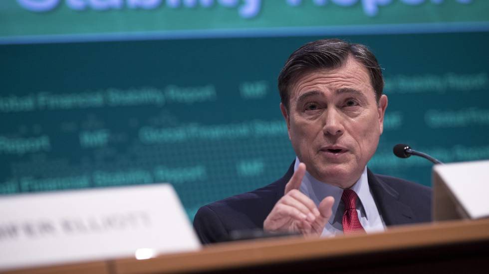 El director del Departamento de Asuntos Monetarios del FMI, José Viñals