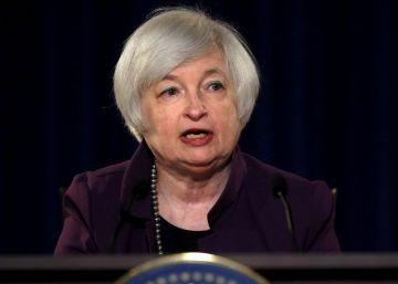 """Yellen vaticina una subida de tipos """"en los próximos meses"""""""