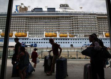 El turismo, la única bendición por ahora