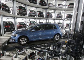 Volkswagen ganó 2.365 millones en el primer trimestre, un 19% menos