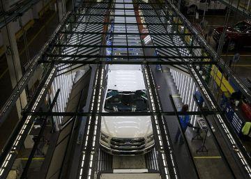 Las ventas de coches tocan techo en Estados Unidos