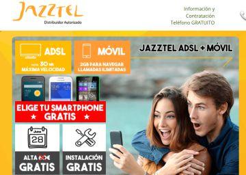 Los comerciales de Jazztel llaman hasta 20 veces a un mismo número en 24 horas