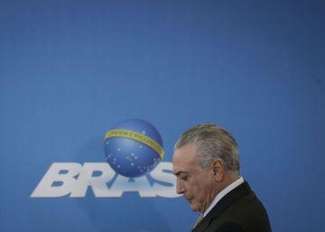 Brasil cae un 5,4% y confirma su peor recesión en 25 años