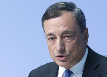 El BCE revisa ligeramente al alza sus previsiones de crecimiento e inflación