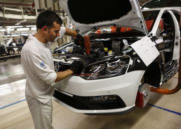 Volkswagen encarga a la fábrica de Navarra un segundo modelo