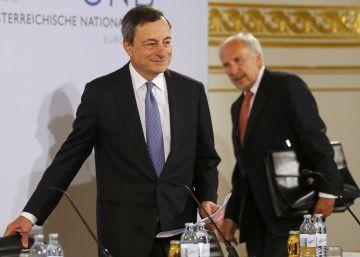 El BCE comprará deuda de empresas la semana próxima