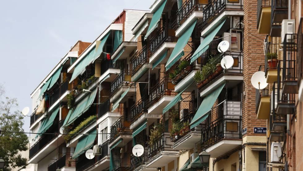 Los toldos de las viviendas podrían convertirse en nuevos pulmones para las ciudades.