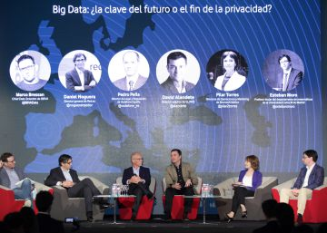 'Big data', la nueva materia prima