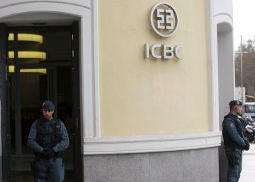Así blanqueaban dinero los directivos del banco chino ICBC, según los investigadores