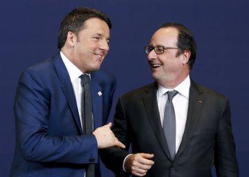 Francia e Italia se oponen a las sanciones a España por el déficit
